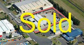 Factory, Warehouse & Industrial commercial property sold at 26 Bosci Road Ingleburn NSW 2565