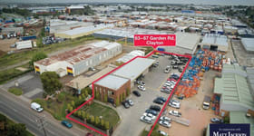 Factory, Warehouse & Industrial commercial property sold at 63-67 Garden Road Clayton VIC 3168