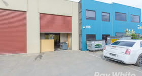 Showrooms / Bulky Goods commercial property sold at 196/248-266 Osborne Avenue Clayton South VIC 3169