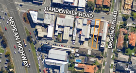 Medical / Consulting commercial property sold at 105 Gardenvale Road Gardenvale VIC 3185