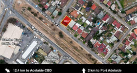 Development / Land commercial property sold at 97a Old Port Road Queenstown SA 5014