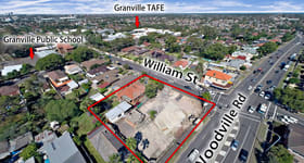 Development / Land commercial property sold at 157-161 William Street Granville NSW 2142