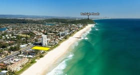 Development / Land commercial property sold at 1295 Gold Coast Highway Palm Beach QLD 4221