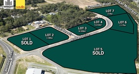 Factory, Warehouse & Industrial commercial property sold at Lot 3/Cnr Pagewood Street & Gilmore Road Berrinba QLD 4117
