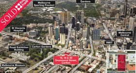 Offices commercial property sold at 16-18 & 20 Drummond Street Carlton VIC 3053