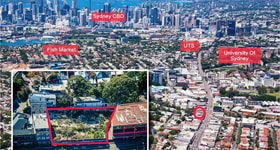 Development / Land commercial property sold at 1-13 Parramatta Road Annandale NSW 2038