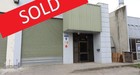 Factory, Warehouse & Industrial commercial property sold at 2/70 Industrial Drive Braeside VIC 3195