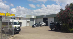 Industrial / Warehouse commercial property for lease at 2B/8 Robison Street Rockhampton City QLD 4700