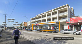 Shop & Retail commercial property sold at 1,2,3/12-22 Railway Parade Granville NSW 2142