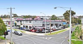Factory, Warehouse & Industrial commercial property sold at 134 Beach Street Frankston VIC 3199