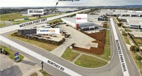 Factory, Warehouse & Industrial commercial property sold at Corner Business Park Drive & Northey Road Lynbrook VIC 3975