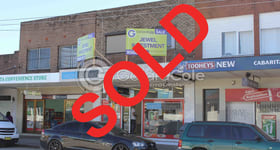 Offices commercial property sold at 22 Cabarita Road Concord NSW 2137