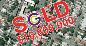 Development / Land commercial property sold at 233-233a Johnston Street Annandale NSW 2038