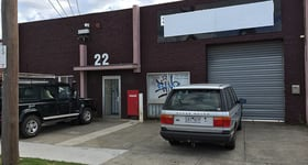 Factory, Warehouse & Industrial commercial property sold at 22 Kookaburra Street Frankston VIC 3199