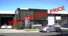 Factory, Warehouse & Industrial commercial property sold at Unit  1/28 Leighton Place Hornsby NSW 2077