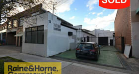 Factory, Warehouse & Industrial commercial property sold at 33 Sydenham Road Marrickville NSW 2204