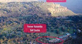 Development / Land commercial property sold at 1 The Escarpment Road Katoomba NSW 2780