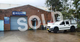 Factory, Warehouse & Industrial commercial property sold at 6/11A Harp Street Campsie NSW 2194