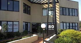 Offices commercial property sold at 4- U/O/80 Cecil Avenue Castle Hill NSW 2154