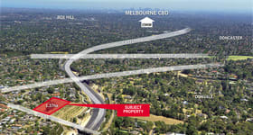 Development / Land commercial property sold at 25-35 and 37-59 Park Road Donvale VIC 3111