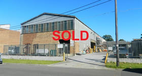 Factory, Warehouse & Industrial commercial property sold at 1-5 Fisher Street Silverwater NSW 2128