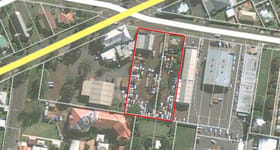 Factory, Warehouse & Industrial commercial property sold at 108 -110 Hill Street Newtown QLD 4350