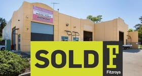 Factory, Warehouse & Industrial commercial property sold at 7 Brisbane Street Eltham VIC 3095