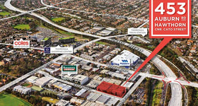 Factory, Warehouse & Industrial commercial property sold at 453 Auburn Road Hawthorn VIC 3122