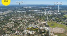 Development / Land commercial property sold at 166-168 Haig Road Loganlea QLD 4131