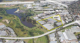 Factory, Warehouse & Industrial commercial property sold at 804 Stud Road Scoresby VIC 3179