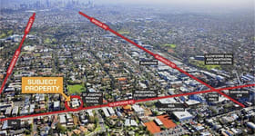 Development / Land commercial property sold at 569 Glenferrie Road Hawthorn VIC 3122
