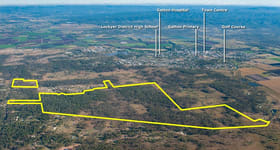 Development / Land commercial property sold at Edwards Road and Woodlands Road Gatton QLD 4343