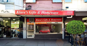 Shop & Retail commercial property sold at 777 Glen Huntly Road Caulfield South VIC 3162