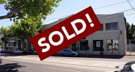 Development / Land commercial property sold at 459-473  Malvern Road South Yarra VIC 3141