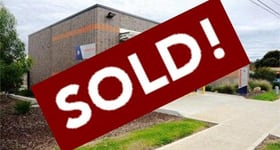 Factory, Warehouse & Industrial commercial property sold at 51B Mt Dandenong Road Ringwood East VIC 3135