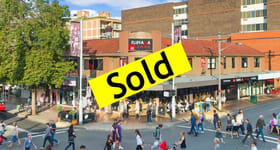 Development / Land commercial property sold at 312-316 Victoria  Avenue Chatswood NSW 2067
