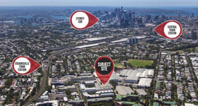 Development / Land commercial property sold at 1A Coulson Street Erskineville NSW 2043