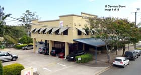 Offices commercial property sold at 11 Cleveland & Logan Greenslopes QLD 4120
