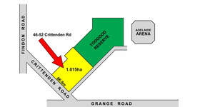 Development / Land commercial property sold at 46-52 Crittenden Road Findon SA 5023