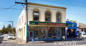 Shop & Retail commercial property sold at 248-250 Inkerman Street St Kilda East VIC 3183