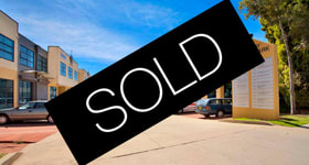 Factory, Warehouse & Industrial commercial property sold at 31/105A Vanessa Street Kingsgrove NSW 2208