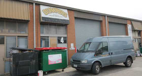 Factory, Warehouse & Industrial commercial property sold at Unit 4/206-212 Governor Road Braeside VIC 3195
