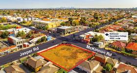 Development / Land commercial property sold at 236 Jasper Road Mckinnon VIC 3204