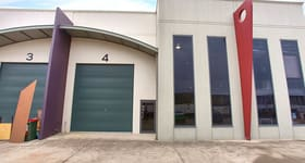 Factory, Warehouse & Industrial commercial property sold at 4/18 Abel Street Penrith NSW 2750
