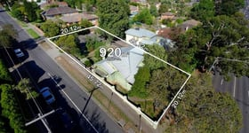 Development / Land commercial property sold at 47 Grimshaw Street Greensborough VIC 3088