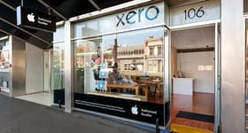 Shop & Retail commercial property sold at 106 Elgin Street Carlton VIC 3053
