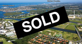 Development / Land commercial property sold at Hope Island QLD 4212