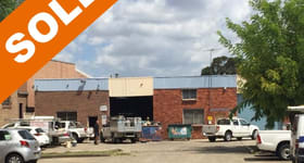 Factory, Warehouse & Industrial commercial property sold at Milperra NSW 2214