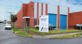 Factory, Warehouse & Industrial commercial property sold at 20 Webb Road Airport West VIC 3042