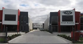 Factory, Warehouse & Industrial commercial property sold at Doveton VIC 3177